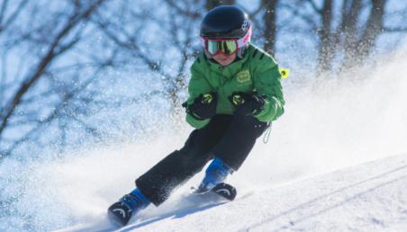 slalomskidor till barn