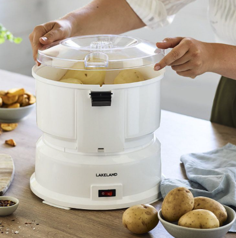 elektrisk potatisskalare test