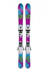K2 Luv Bug Alpin Skida