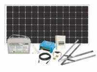 Solpanelspaket Sunwind Litium 200w